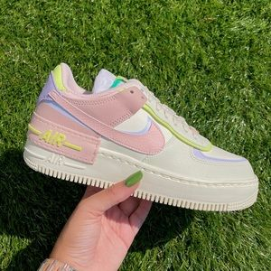 Nike Air Force 1 Shadow 'Pale Ivory'